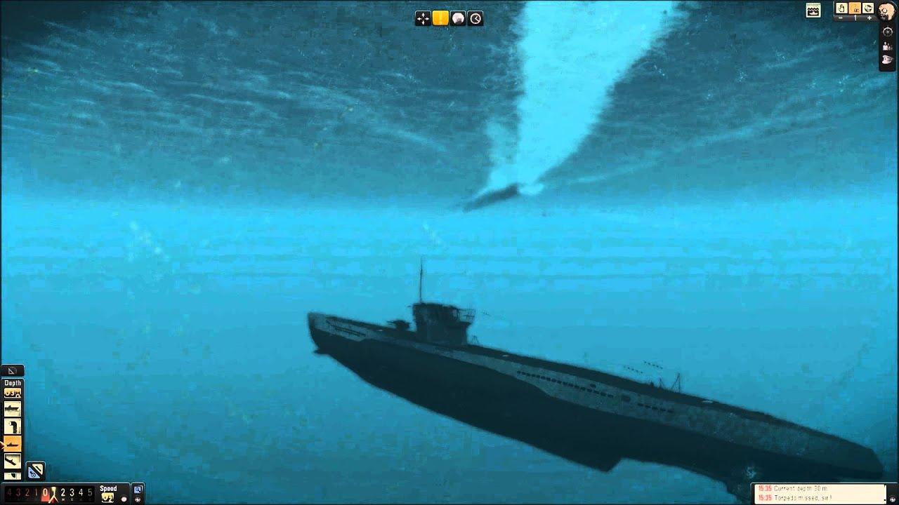 silent hunter 5: battle of the atlantic - los geht's - royally sunk !