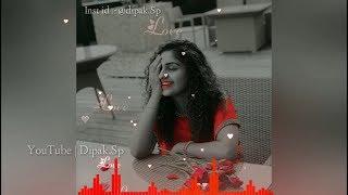 punjabi Love dj Remix Whatsapp status | Love status | Black screen whatsapp status | Dipak.Sp