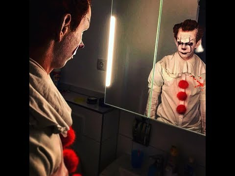 How I do IT - selfmade Pennywise Cosplay