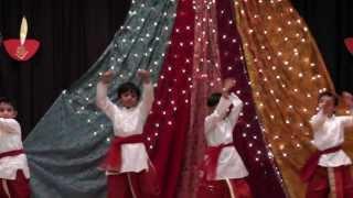 Sada Dil Vi Tu: Boys Dance  MHS Diwali 2013