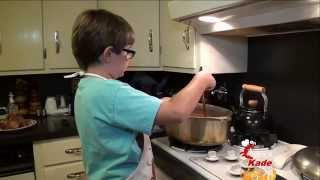 Cooking With Kade | Cajun Chicken, Sausage And Smoked Turkey Neck Gumbo On Cajun Tv Network