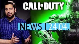 Call of Duty 2019 schon jetzt spielbar: Ist es MW4? - News