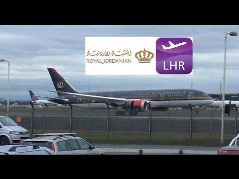 Royal Jordanian Flight 111 (Amman to LHR)