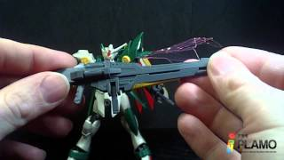 1/144 HGBF Wing Gundam Fenice Review