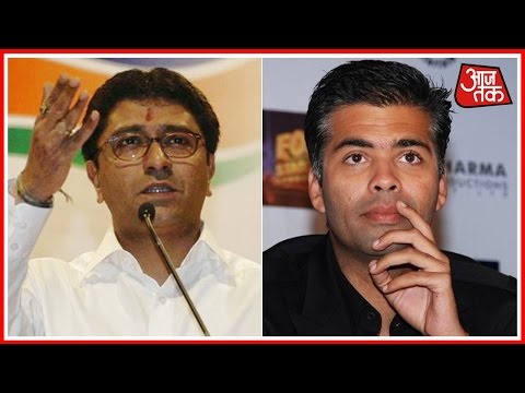 MNS Warns Karan Johar Against Casting Pakistan Artists