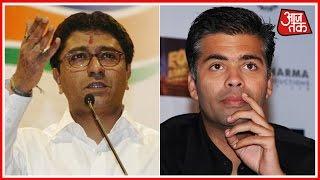 MNS Warns Karan Johar Against Casting Pakistan Artists