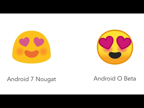 Get Android O Emojis On Any Android Phone 🔥