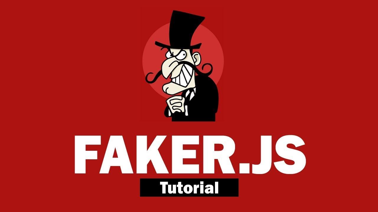 Generate Random Fake Name With Faker Js Red Stapler