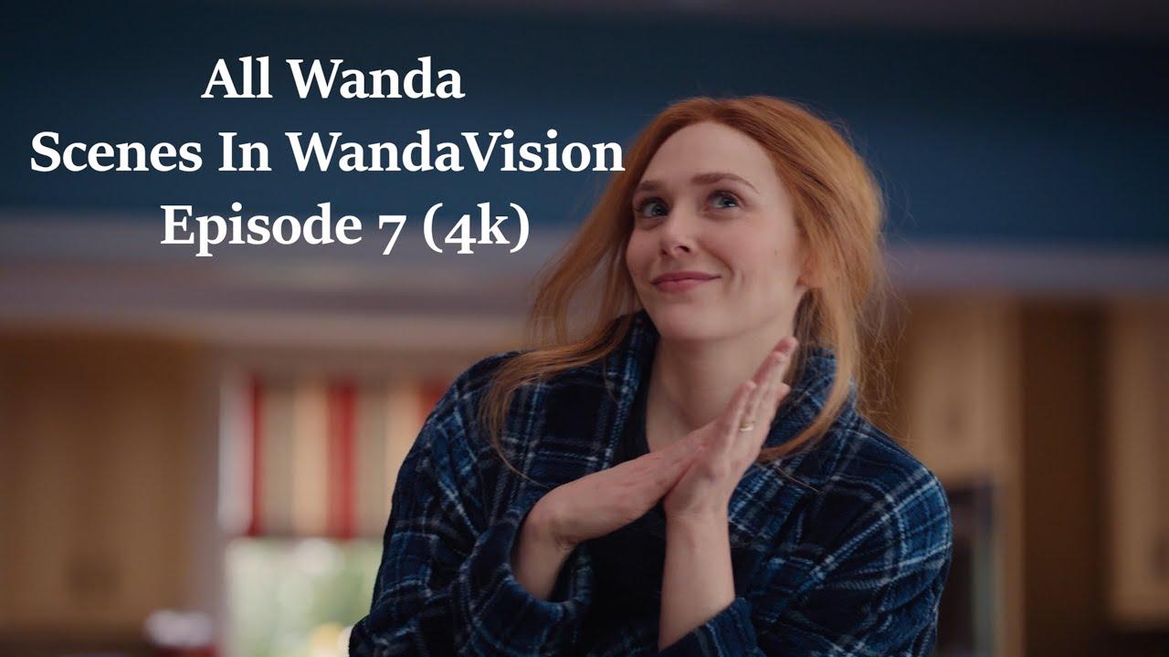 Download All Wanda Scenes | WandaVision Episode 7 (4K ULTRA HD) MEGA Link