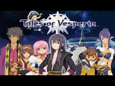 Tales Of Vesperia Weapons