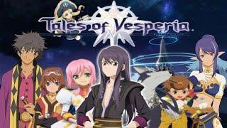 Tales of Vesperia Weapons