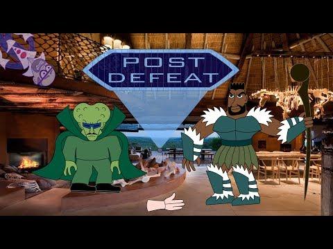 Post-Defeat: The M'Baku Debacle