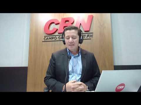 CBN Campo Grande (10/07/2019) - com Otávio Neto