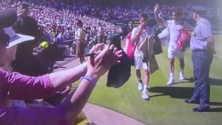 Autograph fail tennis
