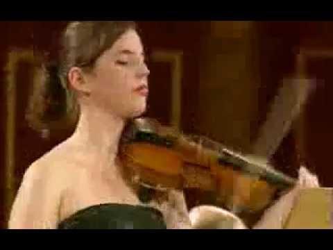 Maria Włoszczowska plays at 14th International Henryk Wieniawski Violin Competition 2011 (Stage 3)