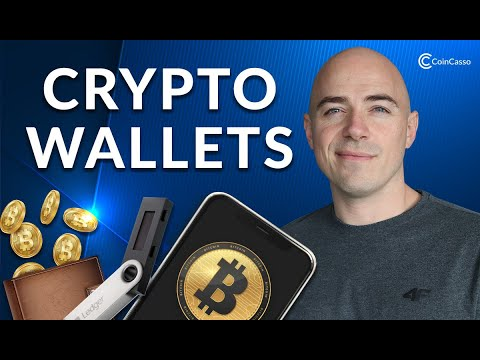 Crypto Wallet Explained [The Best Places To Store Your Bitcoin]