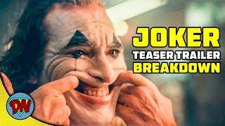Joker Teaser Trailer Breakdown in Hindi | DesiNerd