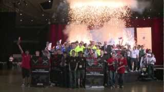 official vex robotics competition overview 2012