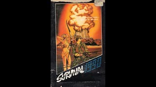 Survival 1990 (1985) (Includes Trailers)