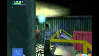 Syphon Filter 3 - Misión 9: Dublin, Ireland Dockyards
