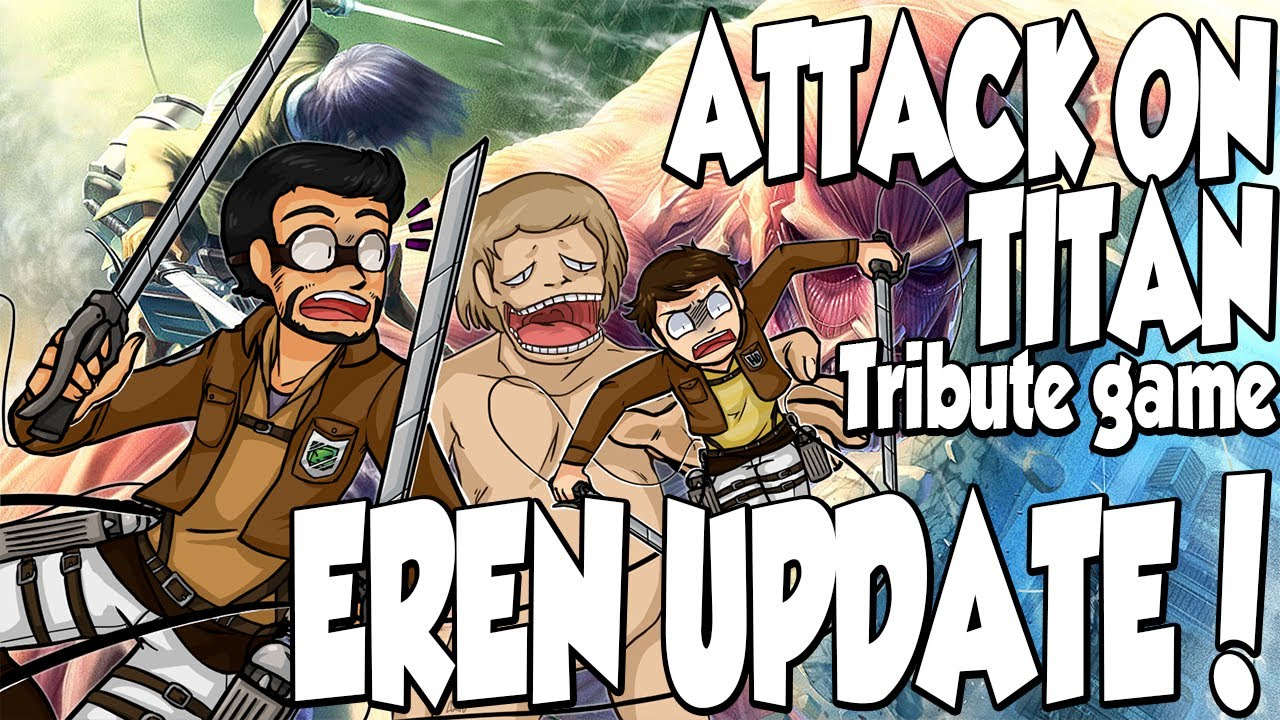 Attack on Titan Tribute Game - Download