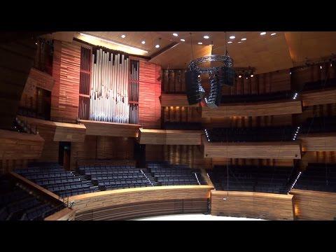 ► Auditorium de Radio France (Maison de la Radio à Paris)