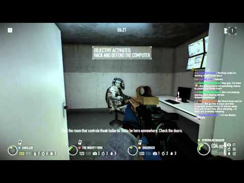Payday  Safe House Rooms