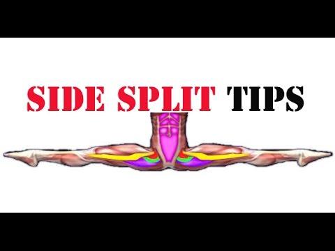 Side Splits Q&A Stretching Forward In A Side Split Why Stretch Forward
