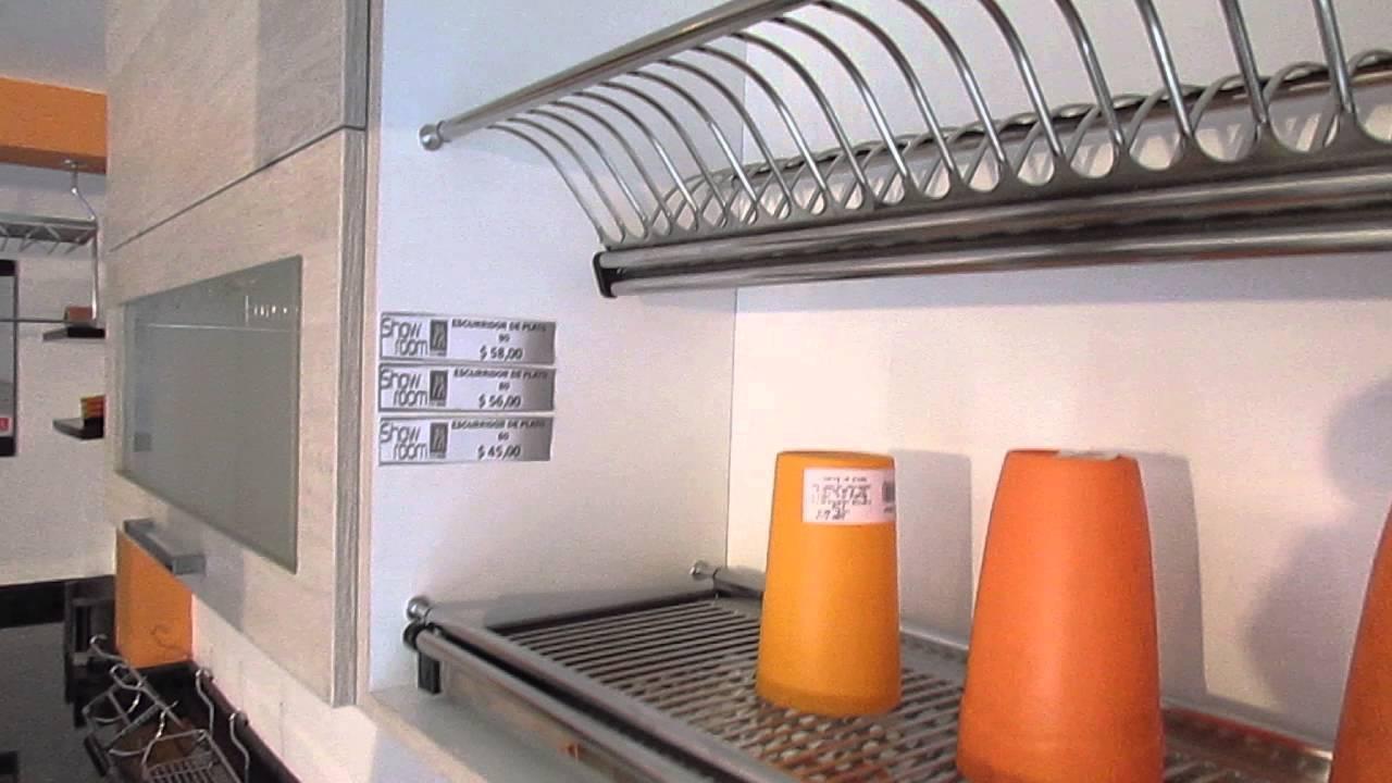 Escurridor de platos herraje de cocina ferromadera quito for Platos de cocina