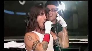 Red Hot Chili Peppers - Around The World - Rock Odyssey 2004