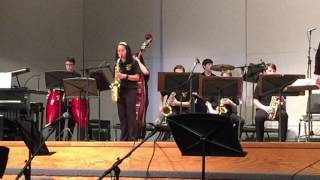 2017 Haverford Middle School Jazz Festival - Song 2