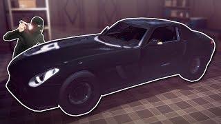 STEALING A LUXURY CAR! - Thief Simulator Gameplay