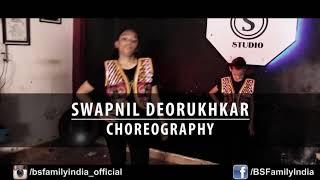 KAMARIYA || DANCE CHOREOGRAPHY || BY SWAPNIL DEORUKHKAR || TEAM || BLACK SPADES FAMILY