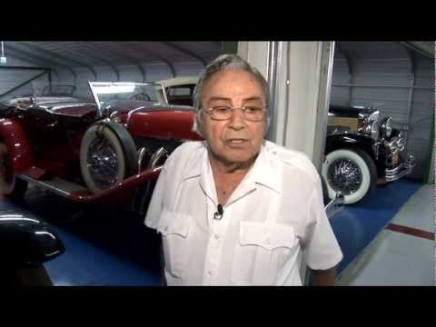 Uncle Phil Maloof Car Collection   Patchin Pictures   702-240-6777