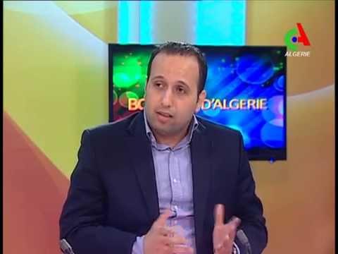 Partenariat ADEB  AD-ENP / Passage télé CANAL ALGERIE