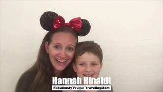 Disney Tips: If Your Child's Scared of Magic Kingdom Rides