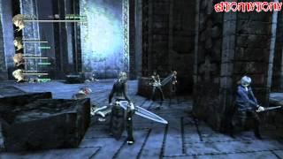 THE LAST STORY | Parte 1 - Cueva Réptida | Wii | elTomyTony
