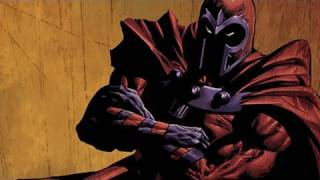 Supervillain Origins - Magneto