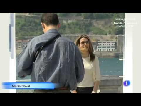 Prince Felipe and Princess Letizia of Spain Honeymoon in San Sebastián.