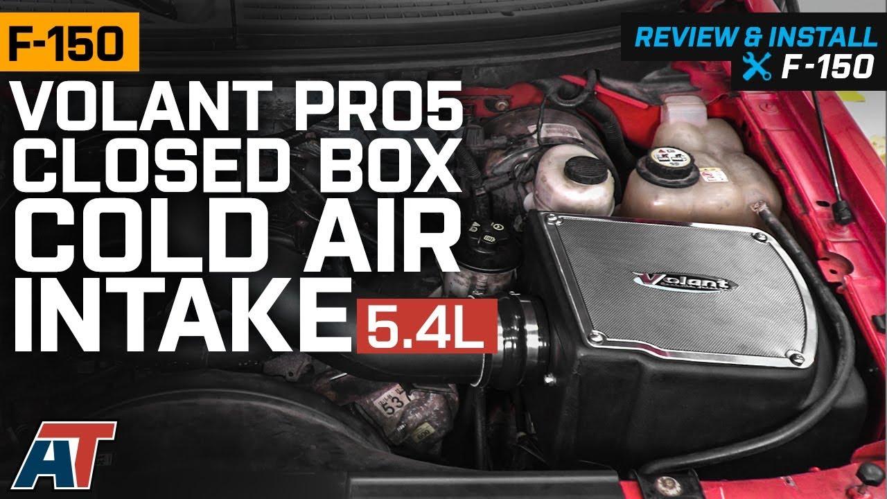 Volant 19754 Cool Air Intake Kit