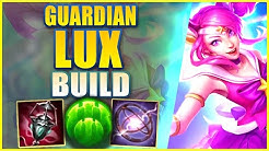 #1 SUPPORT WORLD HOW TO USE LUX TO WIN EVERY GAME - League of Legends