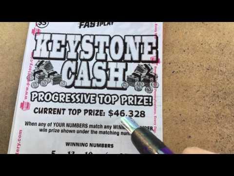 Fast Play, new tix Pa lottery