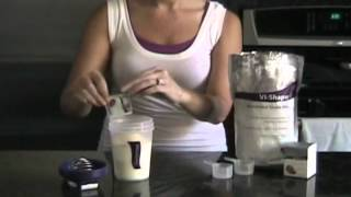 ViSalus Vi-Shape Shake Mix - 3 Meals in under 3 1/2 minutes
