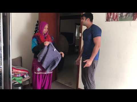 ਸਿਆਣੇ ਦਾ ਕਿਹਾ   Punjabi Funny Video   Tayi Surinder Kaur   Mr Sammy Naz