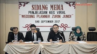 Wedding planner willing to meet unhappy couples seeking refund of deposits