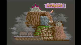 Game fo the day 740 Legend of Hero Tonma (レジェンド・オブ・ヒーロー・トンマ)  Irem 1989 one coin beat