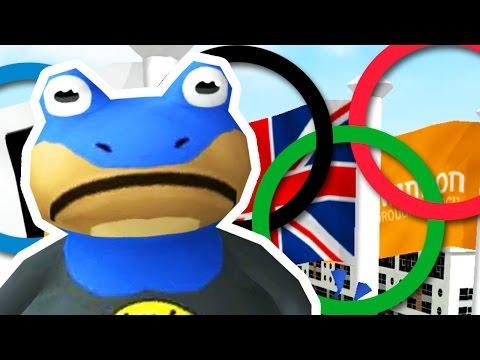 Cover Lagu FROG OLYMPICS 2016 - Amazing Frog - Part 59 | Pungence STAFABAND