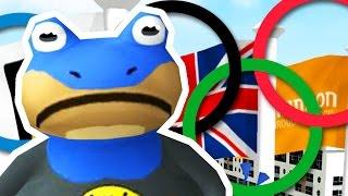 FROG OLYMPICS 2016 - Amazing Frog - Part 59   Pungence