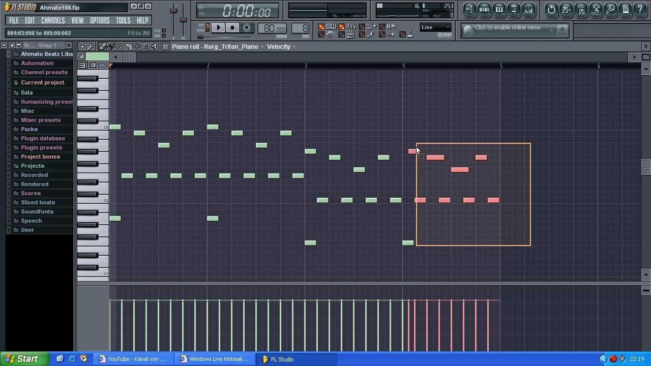 Звуки для рэпа fl studio скачать