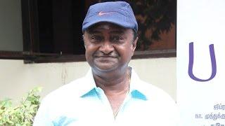 In Kamal's presence I shiver to deliver dialogues - M.S Bhaskar   Papanasam